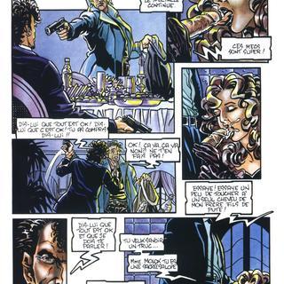 Pulp Story 1 par Dante Tiberia, Cafagna