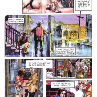 Pulp Story 2 par Dante Tiberia, Cafagna