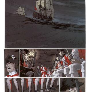 Kaarib 2 Les Palmiers Noirs par David Calvo, Jean-Paul Krassinsky