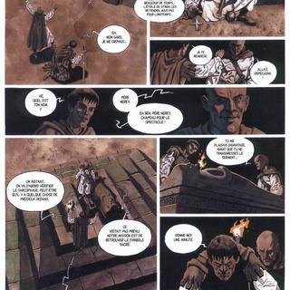 La Roue 3 Les 7 Combattants de Korot II par Drazen Kovacevic, Goran Skrobonja