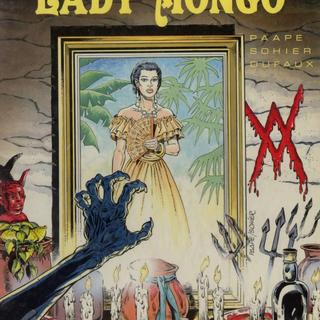 Les Jardins de la Peur 2 Le Retour de Lady Mongo par Eddy Paape, Jean-Claude Sohier, Jean Dufaux