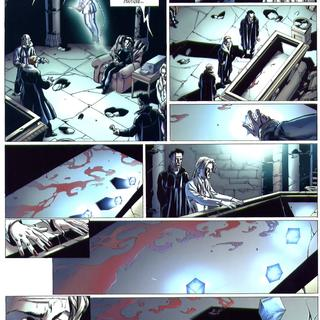 Asphodele 2 La Corde d'Argent par Eric Corbeyran, Djillali Defali