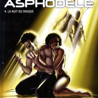 Asphodele 4 La Nuit du Masque par Eric Corbeyran, Djillali Defali