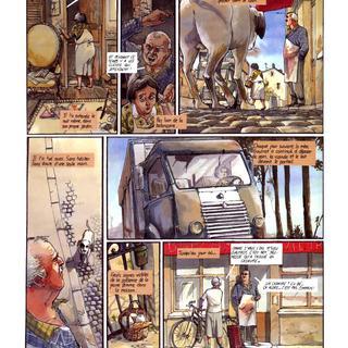 Lie-de-Vin 3 Monsieur Gautrot par Eric Corbeyran, Olivier Berlion