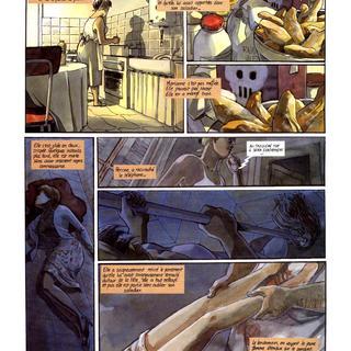 Lie-de-Vin 5 Perrine par Eric Corbeyran, Olivier Berlion
