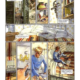 Lie-de-Vin 1 Lulu par Eric Corbeyran, Olivier Berlion