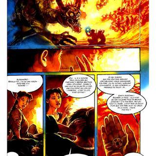 L'Immortel 1 La Perle du Dragon par Eric Puech