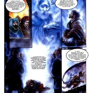 L'Immortel 2 La Cordonnier de Jerusalem par Eric Puech