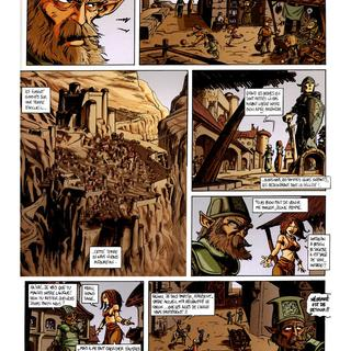 Arvandor 1 La Cabale Sombre par Eric Stoffel, Oliver Thomas