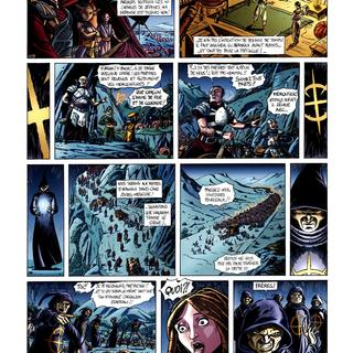 Arvandor 2 Le Champ des Ames par Eric Stoffel, Oliver Thomas