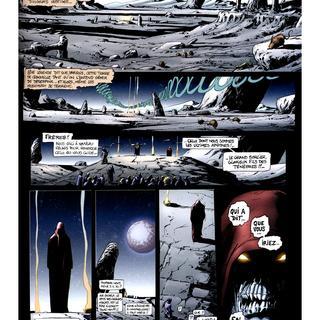 Arvandor 3 Karra Helesh par Eric Stoffel, Oliver Thomas