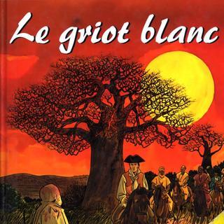 Les Suites Venitiennes 5 Le Griot blanc par Eric Warnauts, Raives