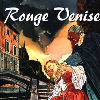 Les Suites Venitiennes 2 Rouge Venise par Eric Warnauts, Raives