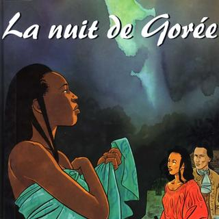 Les Suites Venitiennes 4 La Nuit de Goree par Eric Warnauts, Raives