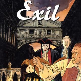 Les Suites Venitiennes 3 Exil par Eric Warnauts, Raives
