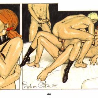 Curiosites Perverses De Sophie de Erich von Gotha