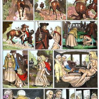 Le Reve De Cecile de Erich von Gotha