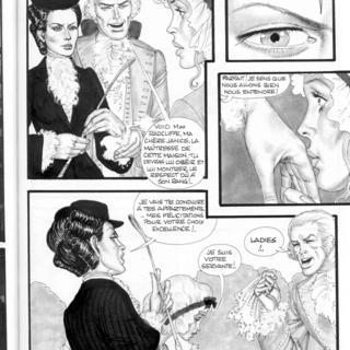 Les Malheurs de Janice 1 de Erich von Gotha