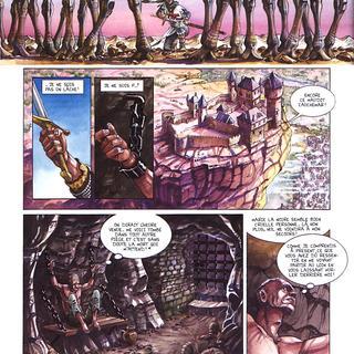 La Derniere Fee du Pays d'Arvor 3 Astree par Erik Arnoux, Jean-Marie Michaud