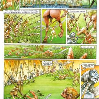 La Derniere Fee du Pays d'Arvor 2 Ombreux par Erik Arnoux, Jean-Marie Michaud