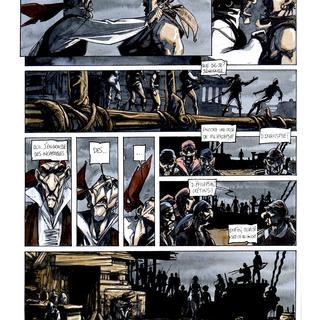 Hispanola 4 Les Heritiers par Fabrice Meddour