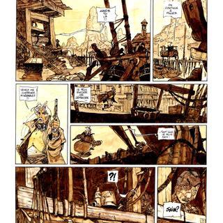 Hispanola 1 Le Serum par Fabrice Meddour
