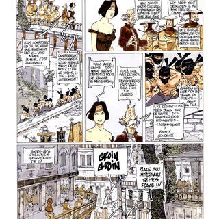 Hispanola 2 Le Grand Silencieux par Fabrice Meddour