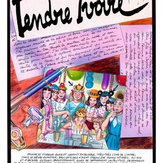 Tendre Ivoire de Ferocius