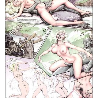 Silly Symphony Mythologie 1 de Francisco Solano Lopez