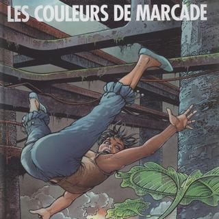 Le Cycle de Cyann 4 Les Couleurs de Marcade par Francois Bourgeon