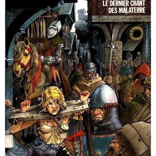 Les Compagnons du Crepuscule 3 Le Dernier Chant des Malaterre 1 par Francois Bourgeon