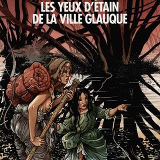 Les Compagnons du Crepuscule 2 Les Yeux d'Etain de la Ville Glauque par Francois Bourgeon