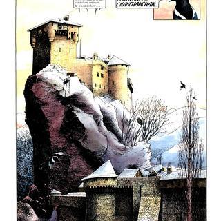 Les Compagnons du Crepuscule 3 Le Dernier Chant des Malaterre 4 par Francois Bourgeon