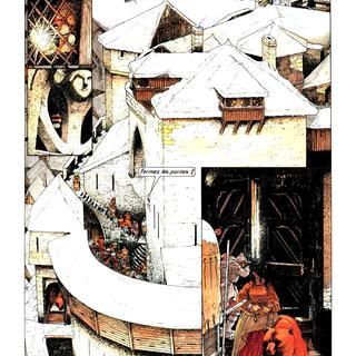 Les Compagnons du Crepuscule 3 Le Dernier Chant des Malaterre 3 par Francois Bourgeon