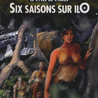 Le Cycle de Cyann 2 Six Saisons sur ilO par Francois Bourgeon