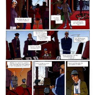 Fatum 1 L'Heritier par Francois Froideval, Franck Picard