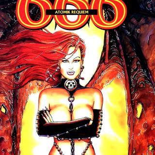 666 5 Atomik Requiem par Francois Froideval, Franck Tacito