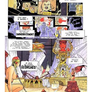 666 1 Ante Demonium par Francois Froideval, Franck Tacito