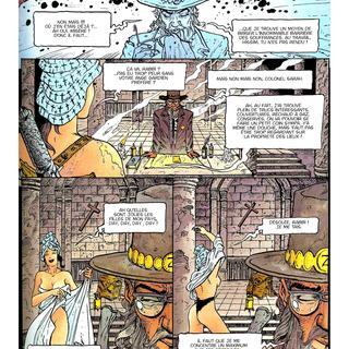 666 4 Uilith Imperatrix Mundi par Francois Froideval, Franck Tacito
