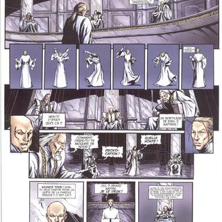 Harkhangers 1 Les Arcanes par Francois Froideval, Sylvain Guinebaud