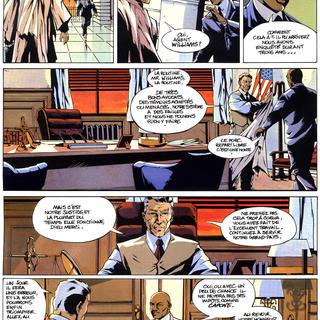 Lex 3 Une Cible Trop Loin par Francois Froideval