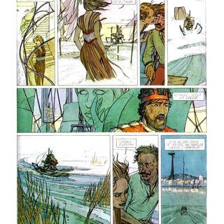 Le Tailleur de Brume par Francois Schuiten, Luc Schuiten