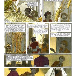 Les Terres Creuses 2 La Terre Creuse par Francois Schuiten