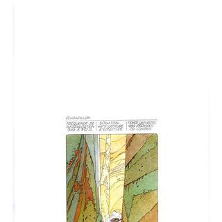 Les Terres Creuses 1 Carapaces par Francois Schuiten