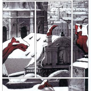 Marie des Loups 3 Le Sang des Loups par Frederic Homme, Regis Penet