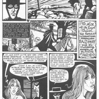 Le Cavalier Noire de George Pichard