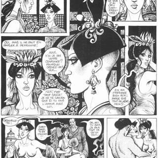La Fleur du Lotus de George Pichard