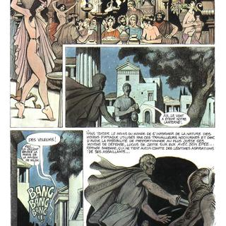 Les Sorcieres de Thessalie par George Pichard