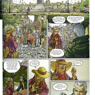 Wisher 1 Nigel par Giulio de Vita, Sebastien Latour