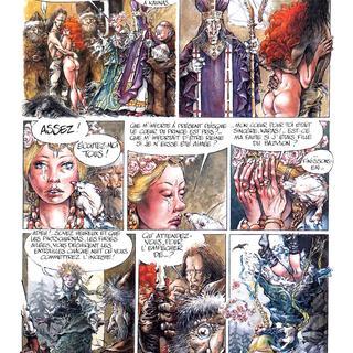 Les Trois Cheveux Blancs par Hausman, Yann